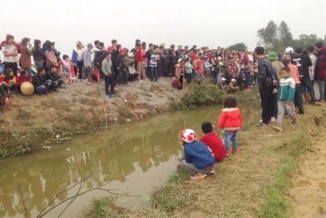 Hàng trăm người kéo nhau đi xem cá 'lạ' xuất hiện ngày tết