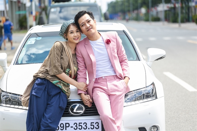 Phim Tet co Truong Giang dat doanh thu 55 ty sau 5 ngay ra mat