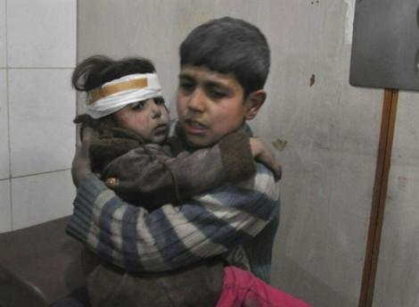 Syria: Khủng hoảng nhân đạo vì tình hình khốc liệt