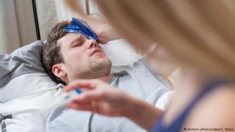 Cúm mùa tấn công, gây tử vong hàng loạt ở Đức