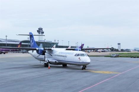 Khách tự ý mở cửa sổ, máy bay từ Côn Đảo vào TP.HCM phải hoãn hơn 7 giờ
