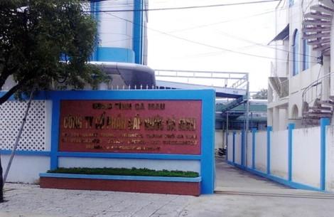 Công ty cấp nước Cà Mau 'xin' 4,6 tỉ đồng để trả cho người lao động vì thua kiện