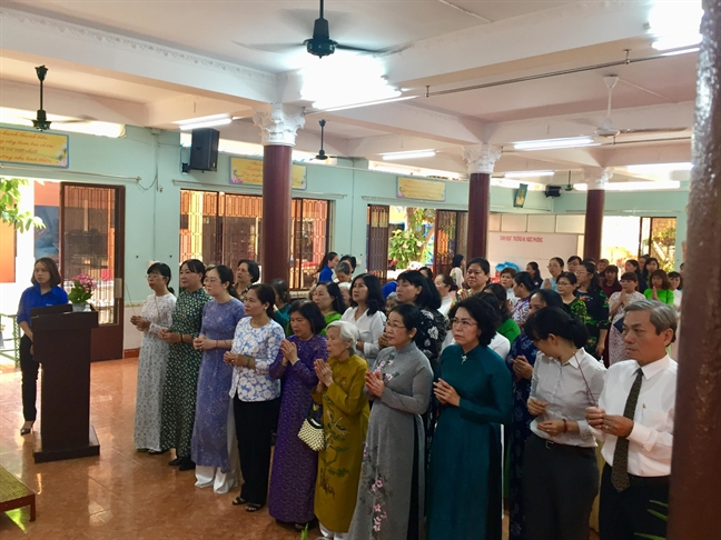 Le tuong niem can bo, chien si Ban Phu van Sai Gon – Gia Dinh