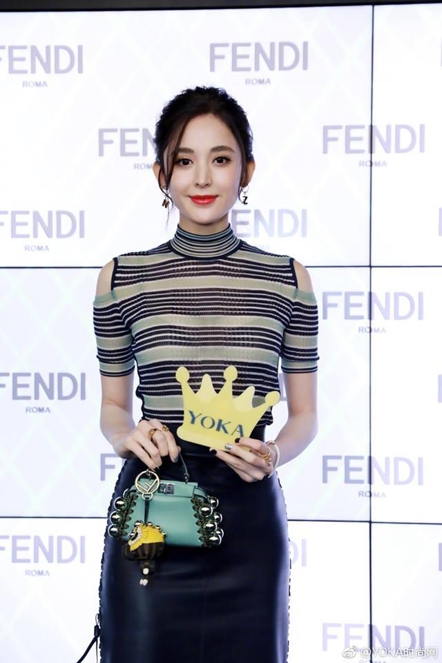 Dan sao Hoa ngu toa sang tai Milan Fashion Week