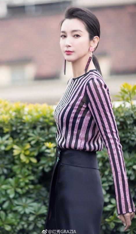 Dàn sao Hoa ngữ tỏa sáng tại Milan Fashion Week