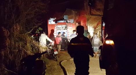 5 đứa trẻ may mắn thoát chết trong vụ cháy giữa khuya