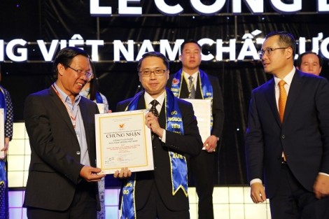 Vedan Việt Nam tiếp tục đạt danh hiệu 'Hàng Việt Nam chất lượng cao năm 2018'