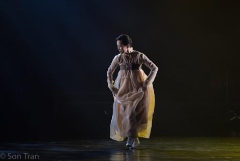 Khi vở múa từ 'Truyện Kiều' được thực hiện bởi biên đạo Hàn Quốc