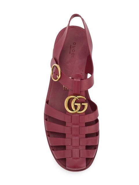 Sandal hon 10 trieu dong cua Gucci giong dep ro bo doi Viet Nam den bat ngo
