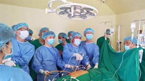 Bệnh viện tư đầu tiên tại TP.HCM ghép thận thành công
