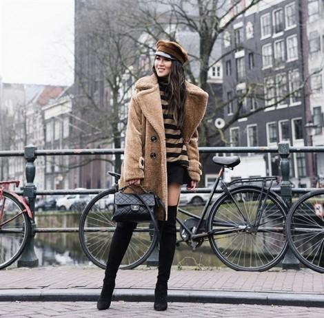 Blogger thời trang gốc Việt mặc đẹp nổi tiếng thế giới