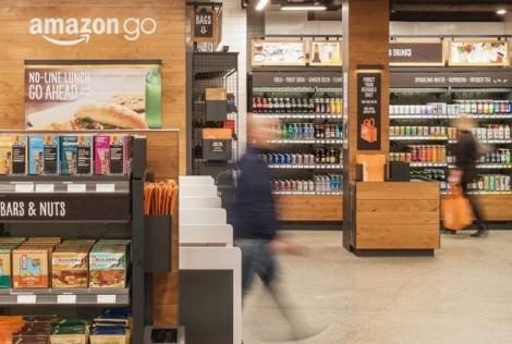 Amazon dự định mở thêm 6 cửa hàng Amazon Go mới trong năm 2018