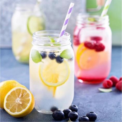 Nước detox dễ làm vừa ngon vừa giảm cân sau tết