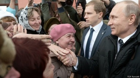 Thông điệp liên bang chuẩn bị nhiệm kỳ mới của Tổng thống Nga Putin?