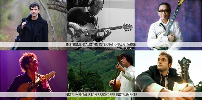 Nhac si Nguyen Le, Ngo Hong Quang duoc de cu giai thuong Jazz cua Duc