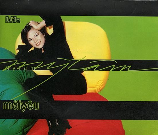 Tái bản album dàu tay của Mỹ Tam sau 17 nam