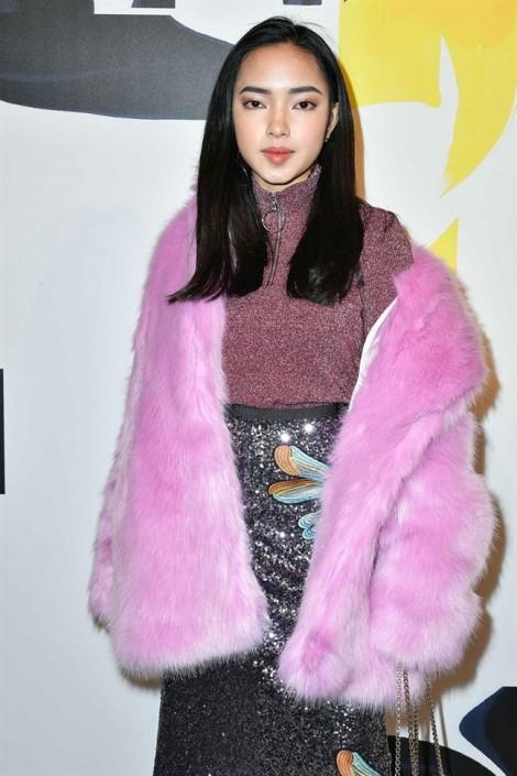 Châu Bùi tỏa sáng phong cách tại show diễn của H&M