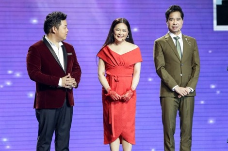 Ca sĩ Như Quỳnh ngồi ghế giám khảo: Thấy hình, chưa thấy tiếng