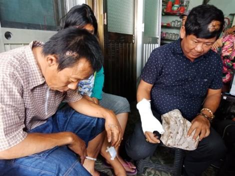 Hàng chục 'giang hồ' mang tuýp sắt... tháo dỡ mặt bằng khiến 3 người nhập viện