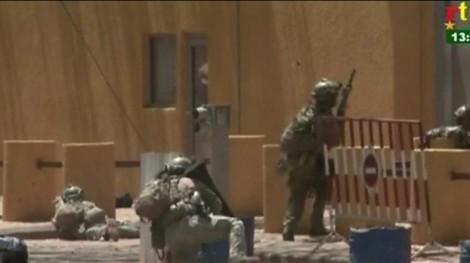 Đại sứ quán Pháp ở Burkina Faso bị tấn công 'thánh chiến'?