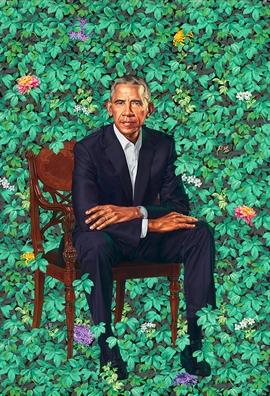 'Nu hoang' Michelle Obama gieo niem tin cho be gai 2 tuoi