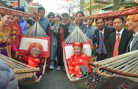 6 lễ hội dân gian được nhận bằng Di sản văn hóa phi vật thể quốc gia 2018