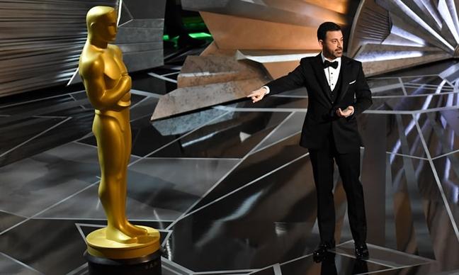 Oscar 2018 goi ten 'Co gai & thuy quai'