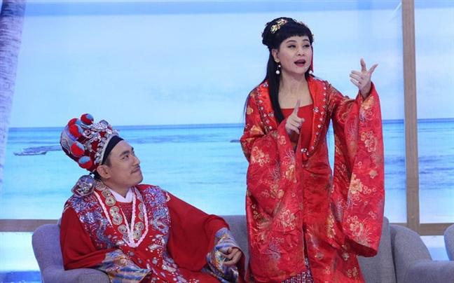 Cat Phuong: 'Toi khoc het nuoc mat khi nghe chuyen tinh cua ai tan vo'