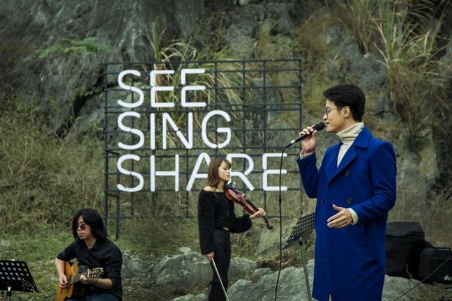 Vua moi cong bo, he thong ban ve concert cua Ha Anh Tuan va My Tam da bi nghen