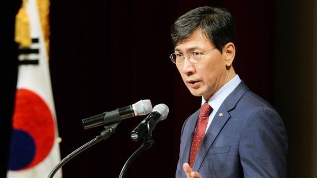 Han Quoc: Ung vien Tong thong tu chuc vi lam dung tinh duc nu thu ky