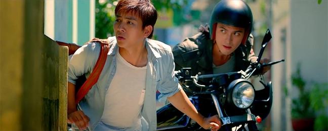 Dam Vinh Hung huy luu dien chau Au de dong chung phim voi Hoai Lam