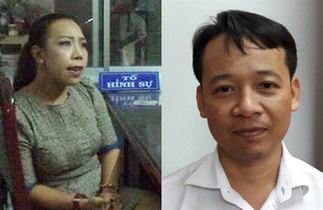 De nghi truy to nu phong vien mao danh bao Phu Nu TP.HCM de tong tien doanh nghiep