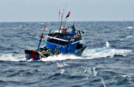 Vụ tàu cá mất liên lạc do bị Hải quân Thái Lan bắt giữ