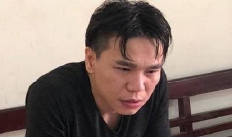 Ca sĩ Châu Việt Cường đang điều trị bỏng cổ ở bệnh viện sau khi sát hại cô gái bằng tỏi