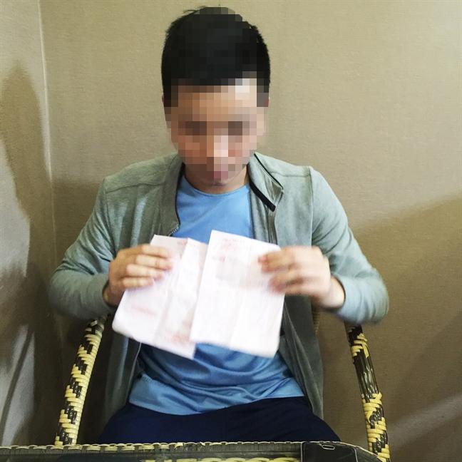 Phong kham A Chau lam gia benh nhan tren ban mo