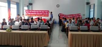 Hơn 230 khách hàng mua dự án Nam Sài Gòn Riverside nguy cơ mất trắng vì giao dịch bằng... 'giấy tay'