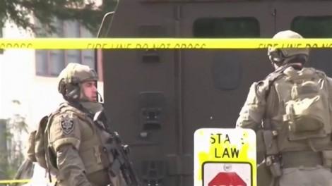 Bắt con tin ở nhà an dưỡng cựu chiến binh California