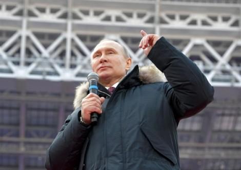 Ông nội Putin là đầu bếp cho cả Lenin và Stalin?