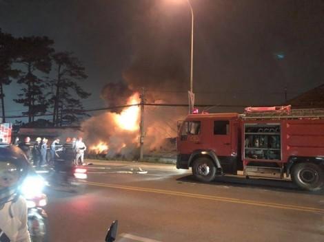 Vụ hỏa hoạn 5 người thiệt mạng tại căn nhà cổ: Căn nhà có đến 10 gia đình sinh sống