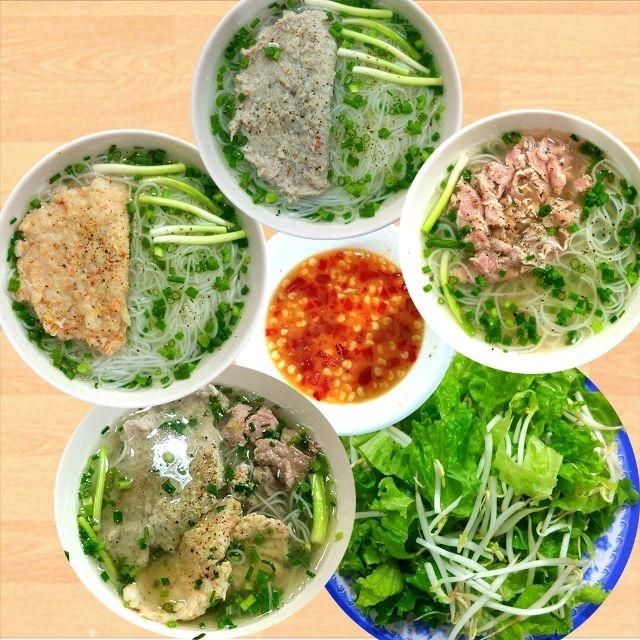 Bun quay Phu Quoc: muon an phai lan vao quay