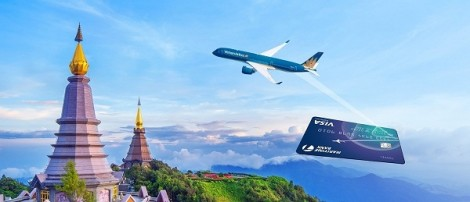 Maritime Bank phối hợp cùng Vietnam Airlines mang đến ưu đãi hoàn tiền 30%