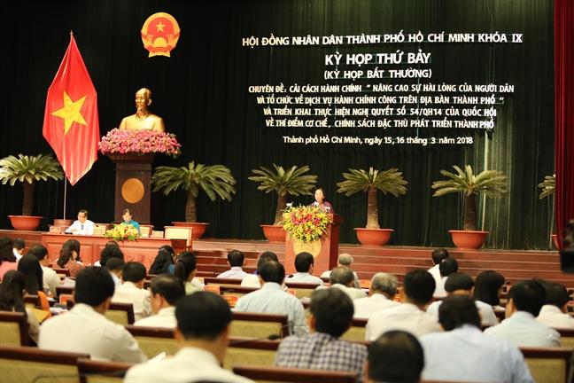 TP.HCM can hon 2.340 ty dong de chi thu nhap tang them cho can bo cong chuc