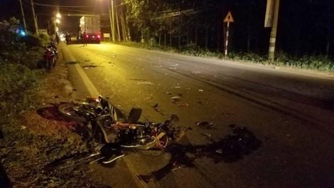 Nhiều xe tông liên hoàn, 3 người tử vong