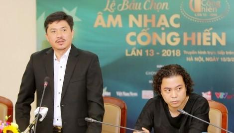 BTC lễ trao giải Cống hiến 2018: 'Cũng may có sự cố cầu hôn của Trường Giang'