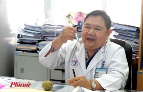 Một hạt mãng cầu làm 3 bệnh viện bối rối