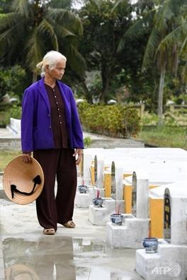 Tuong niem vu tham sat My Lai la de 'bao ve hoa binh'