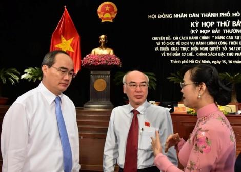 HĐND TP.HCM khóa IX: Triển khai thực hiện Nghị quyết 54 của Quốc hội về cơ chế đặc thù