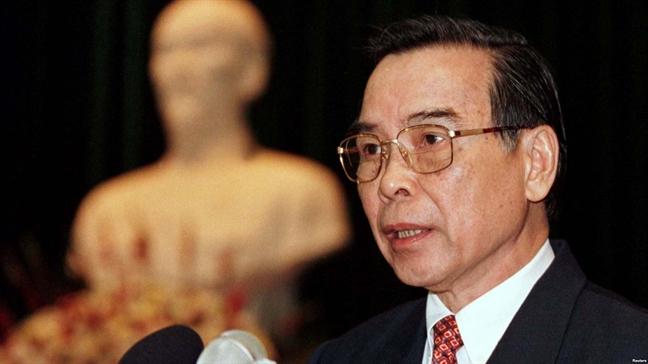 Nguyen Thu tuong Phan Van Khai tu tran