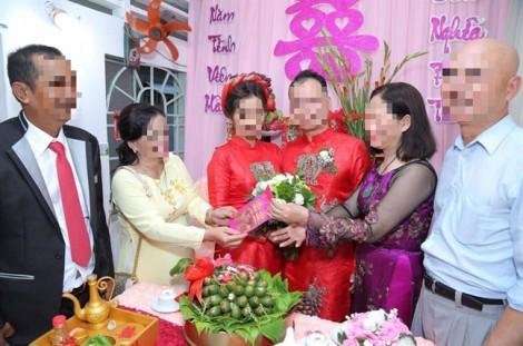 Bị bố chồng chửi mất dạy vì không cho chồng lấy vợ khác