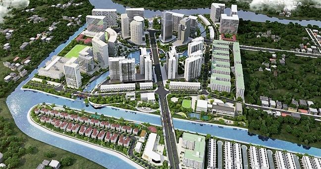 Nam Long lot top 10 doanh nghiep co tiem luc tai chinh manh